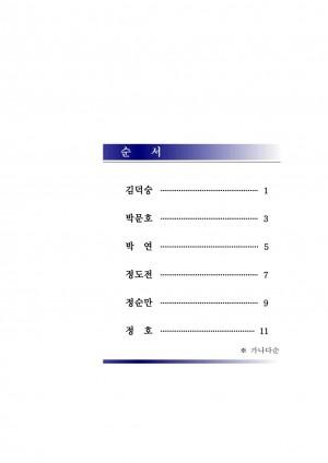 2008년 충북을 빛낸 역사ㆍ문화 인물