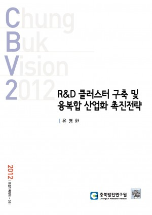 R&D 클러스터 구축 및 융복합 산업화 촉진전략