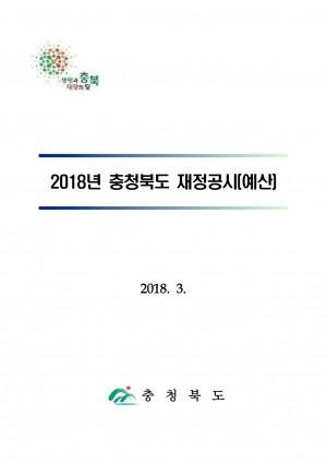 2018 지방재정공시(예산)