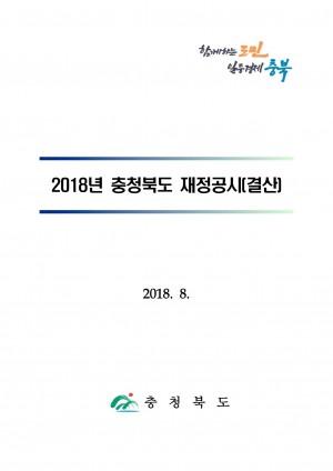 2018년 충청북도 재정공시(공통공시)_수시공시(재업)