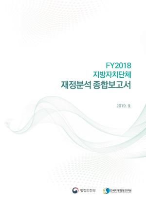 [별첨 9-4-1] 2019년(FY2018) 지방자치단체 재정분석